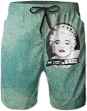 Madonna_ Mens Sport Fashion Beach Boardshorts Pants