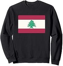 Lebanese Flag Of Lebanon Souvenir Gift Men Women Kids Sweatshirt