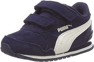 Shop Quellogiusto PUMA WHIRLWIND Sneaker bimba rosa suede