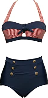 Best vintage style bikini Reviews