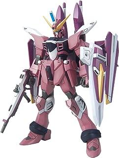 Bandai Hobby HG R14 ZGMF-X09A Justice Gundam Model Kit (1/144-Scale)