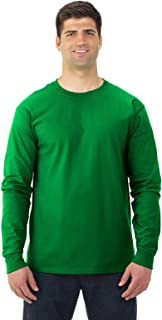 Mens 5 oz. 100% Heavy Cotton HD Long-Sleeve T-Shirt(4930)