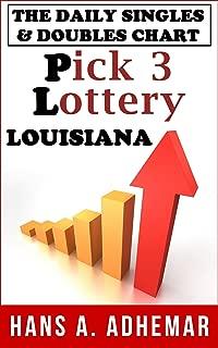 The daily singles & doubles chart: Pick 3 lottery (Louisiana)
