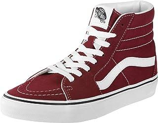 Vans SK8-HI Blur Check Mens Fashion-Sneakers VN0A38GE