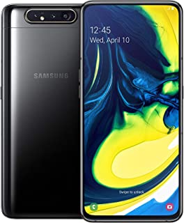 Samsung Galaxy A80 Dual SIM 128GB 8GB RAM 4G LTE (international Version) - Black