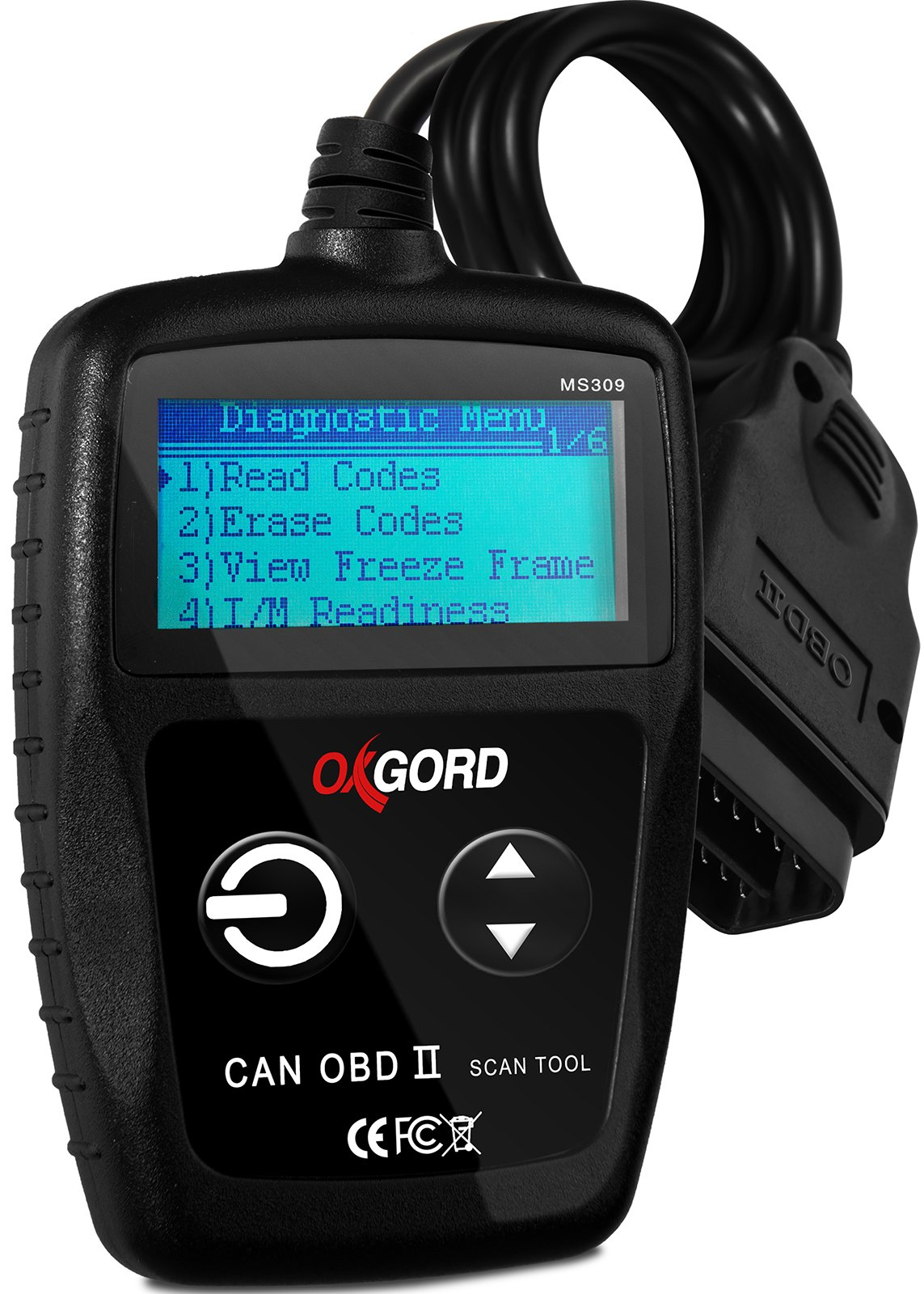 OBD2 Scanner Code Reader Diagnostic