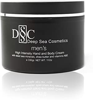 Deep Sea Cosmetics | Men's High Intensity Hand and Body Cream
