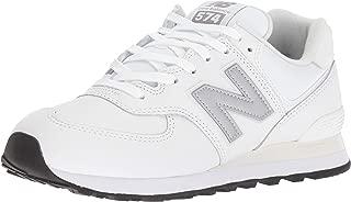 New Balance Men's 574v2 Leather Sneaker