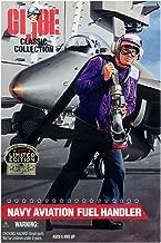 Kenner GI Joe Navy Aviation Fuel Handler 12