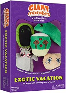 GIANT MICROBES Giantmicrobes Themed Gift Boxes - Exotic Vacation