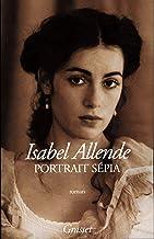 Portrait sépia (Littérature Etrangère) (French Edition)