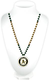 Rico MLB Beads with Medallion