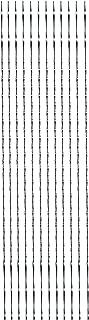Bosch SS5-46SPL 5-Inch X 46-Tpi Plain End Scroll Saw Blade (12-Pack)