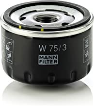 MANN-FILTER W 75/3 Filtro de Aceite, para automóviles y vehículos de Utilidad