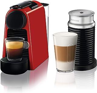 ネスプレッソ コーヒーメーカー エッセンサ ミニ バンドルセット ルビーレッド D30RE-A3B-CP