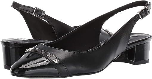 Black Leather/Patent