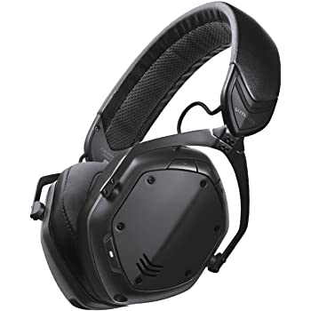 V-MODA Crossfade 2 Wireless Codex Edition with Qualcomm aptX and AAC - Matte Black