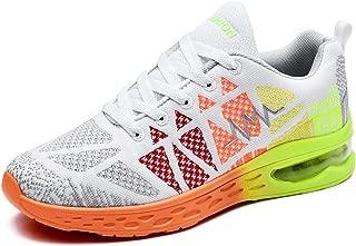 JARLIF Women's Road Running Sneakers Fashion Sport Air Fitness Workout Gym Jogging Walking Shoes US5.5-10