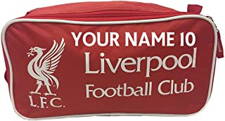 Liverpool Shoe Bag Navy Add Your Name and Number Customized Bag
