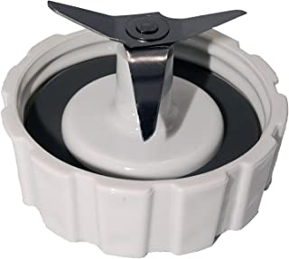 Blendin Replacement Blade With Base Bottom Cap, Sealing Gasket, Compatible with Hamilton Beach Blender