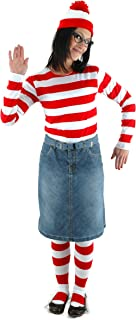 Old Glory Where's Waldo - Wenda Costume Kit
