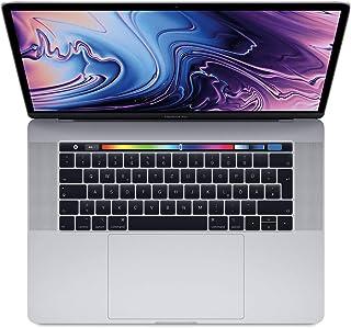 "Apple MacBook Pro 15"" - Plata 2018 CZ0V3-01100 i7 2.6GHz, 32GB RAM, 1000GB SSD, Radeon Pro 560X - Touch Bar"