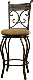 Best bella cross back counter stool Reviews