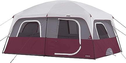 CORE 10 Person Straight Wall Cabin Tent