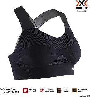 Pantaloni Funzionali Donna XL Charcoal//Magnolia X-Bionic Energy Accumulator 4.0