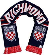 Tradition Scarves Richmond Spiders Scarf - University of Richmond Knitted Classic