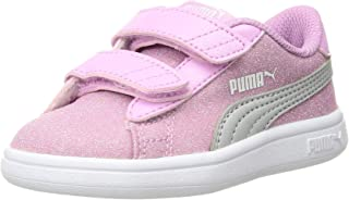 Kids' Smash Glitz Velcro Sneaker