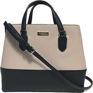 Laurel Way Evangelie Saffiano Leather Shoulder Bag Satchel