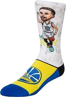 Curry Big Head Socks - Blue