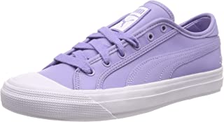 Unisex Adults' Capri Leather Low-Top Sneakers