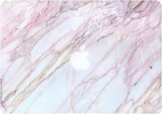 iDonzon Pink Marble MacBook Pro 13 inch Case 2012-2015 Release, Soft-Touch Matte Plastic Hard Protective Case Cover Compatible MacBook Pro 13