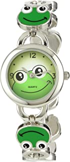 Frenzy Kids' FR154 Frog Novelty Watch