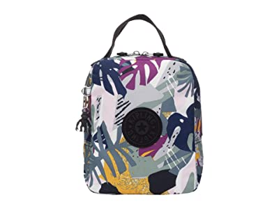 Kipling Lyla Insulated Lunch Bag (Active Jungle) Handbags