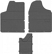 Gummi-Fußmatten Fiat SCUDO ab 2007-2016 Gummimatten Premium schwarz