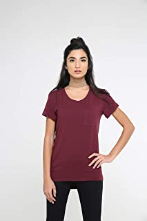 TruEagle Round Neck T-Shirt For Women