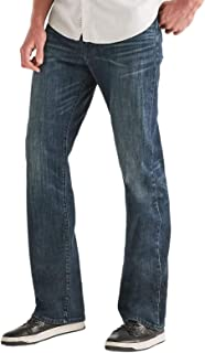 Lucky Brand Men's 7M12811 181 Relaxed Straight Jean, Briny Deep (38x32)