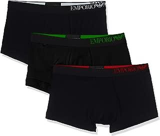 Knit 3-Pack Boxer Shorts Medium Nero/Nero/Nero
