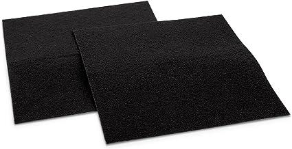 Klarstein Aktivkohle-Filter Ersatz Kohle-Filter für UW60SR & UW60SF Klarstein Dunstabzugshauben