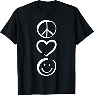 Peace Sign, Heart, Smile