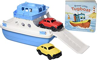 Ferry Boat FFP - Tug Board Book