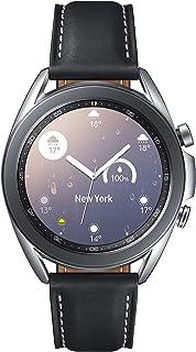 Samsung Galaxy Watch 3 Bluetooth Smartwatch Voor Android, Draaibare Lunette, Fitnesstracker, Groot Display, 41 mm, Mystic ...