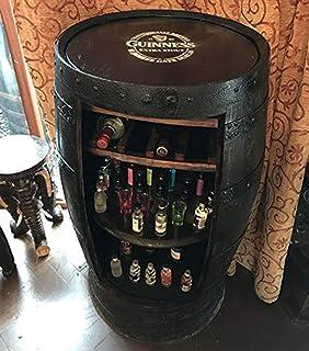 Barra de whisky de roble macizo de Guinness de la marca Rústico