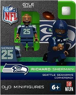 Richard Sherman NFL Oyo Mini Figure Seattle Seahawks