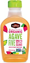 Madhava Organic Agave Five Low-Calorie Sweetener, 16 Ounce (Pack of 1)
