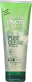 Garnier Fructis Style Pure Clean Styling Gel 6.80 oz ( Pack of 6)