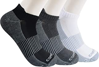 Copper Fit Pro 3-Pack Men's Sport Ankle Socks